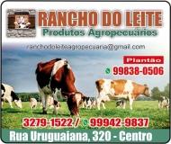 RANCHO DO LEITE PRODUTOS AGROPECUÁRIOS