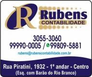 RUBENS CONTABILIDADE ESCRITÓRIO CONTÁBIL