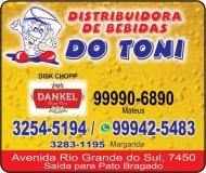 TONI DISTRIBUIDORA DE BEBIDAS / GELO