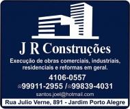 JR CONSTRUÇÕES CONSTRUTORA