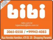 Cartão: BIBI CALÇADO INFANTIL LOJA