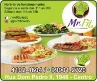 MR. FIT FAST FOOD RESTAURANTE