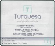 TURQUESA ARQUITETURA E ENGENHARIA