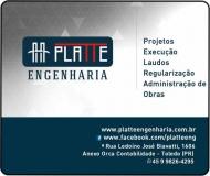 PLATTE ENGENHARIA CIVIL E CONSTRUTORA