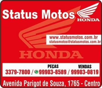 STATUS MOTOS HONDA