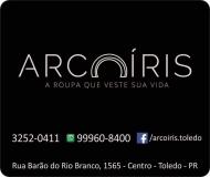 ARCO-ÍRIS CONFECÇÕES  LOJA