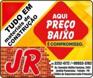 JR MATERIAIS DE CONSTRUÇÃO