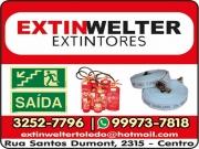 Cartão: EXTINWELTER EXTINTORES