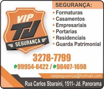 VIP TJ SEGURANÇA