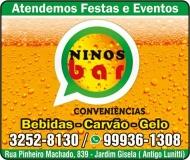 NINOS BAR / CONVENIÊNCIAS / CARVÃO / GELO