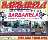 BARBARELA AVIAMENTOS / MATERIAIS PARA ARTESANATO