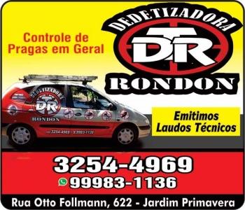 RONDON DEDETIZADORA