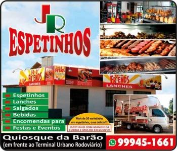 JR ESPETINHOS / RESTAURANTE
