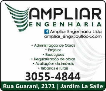 AMPLIAR ENGENHARIA CIVIL