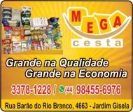 MEGA CESTA / CESTAS BÁSICAS