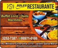 SOLES RESTAURANTE / DISK MARMITEX