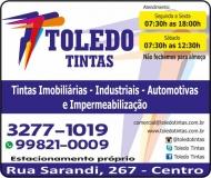 TOLEDO TINTAS