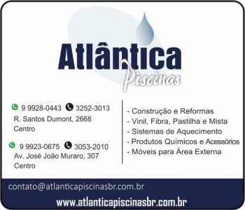 ATLÂNTICA PISCINAS