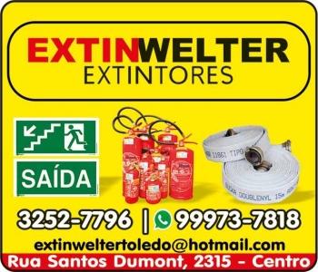 EXTINWELTER EXTINTORES / EQUIPAMENTOS DE PROTEÇÃO INDIVIDUAL EPI'S