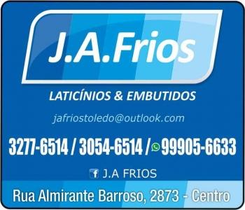 J.A FRIOS DISTRIBUIDORA DE FRIOS