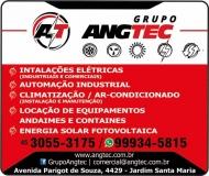 ANGTEC INSTALAÇÕES ELÉTRICAS / CLIMATIZAÇÃO / AR-CONDICIONADO
