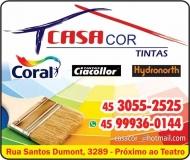 CASA COR TINTAS