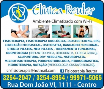 CLÍNICA REUTER FISIOTERAPIA