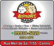 ANIMAVET CLÍNICA VETERINÁRIA E PET SHOP