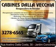 DALLA VECCHIA CABINES / PEÇAS E ACESSÓRIOS PARA CAMINHÕES