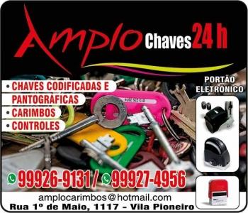 AMPLO CHAVEIRO