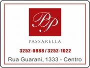 Cartão: PASSARELLA PIZZARIA / RESTAURANTE