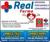 REAL FARMA / FARMÁCIA