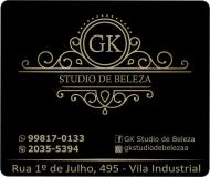 GK STUDIO DE BELEZA