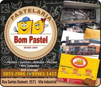 BOM PASTEL PASTELARIA / LANCHONETE