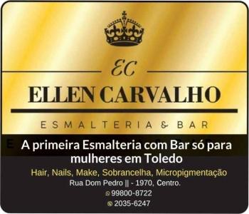ELLEN CARVALHO ESMALTERIA E BAR / SALÃO DE BELEZA