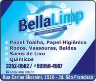BELLALIMP PRODUTOS DE LIMPEZA E HIGIENE
