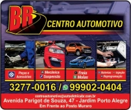 BR CENTRO AUTOMOTIVO MECÂNICA E AUTOELÉTRICA