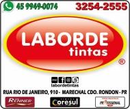 LABORDE TINTAS