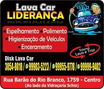 LIDERANÇA LAVA CAR