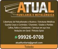 ATUAL FUNILARIA E METALÚRGICA