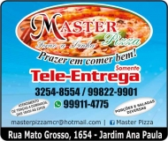MASTER PIZZARIA / DISK PIZZA