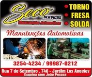 SECO SERVIÇOS MANUTENÇÕES AUTOMOTIVAS / TORNEARIA
