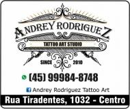 ANDREY RODRIGUEZ TATTOO ART TATUAGEM