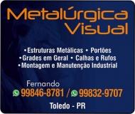 VISUAL METALÚRGICA E FUNILARIA