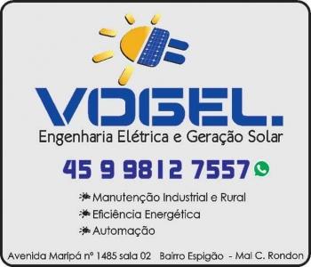 VOGEL ENGENHARIA ELÉTRICA / GERAÇÃO SOLAR