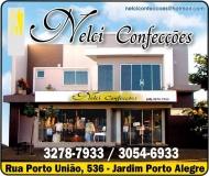 NELCI CONFECÇÕES LOJA