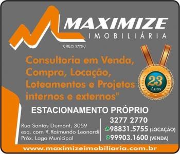 MAXIMIZE IMOBILIÁRIA / CORRETORA DE IMÓVEIS