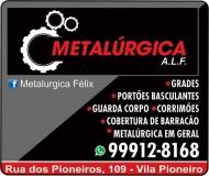 A.L.F METALÚRGICA