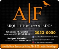 AF ARQUITETOS ASSOCIADOS / ARQUITETURA