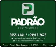 PADRÃO CONTABILIDADE E ASSESSORIA EMPRESARIAL / ESCRITÓRIO CONTÁBIL